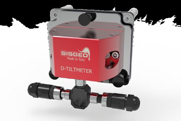 D-Tiltmeter, a Digital MEMS Tiltmeter from Sisgeo