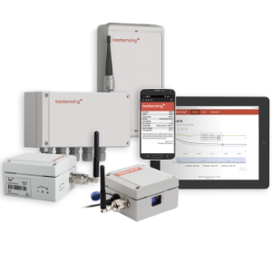 Loadsensing wireless system instruments and applications