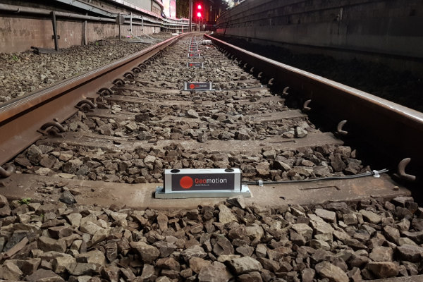 Railway track monitoring system