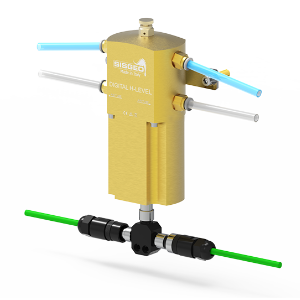 IS Liquid Levelling System for precision monitoring or settlements