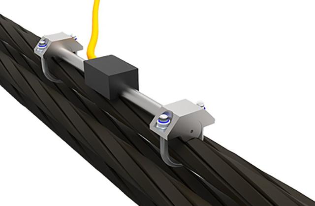 r Vibrating Wire Strain Gauge